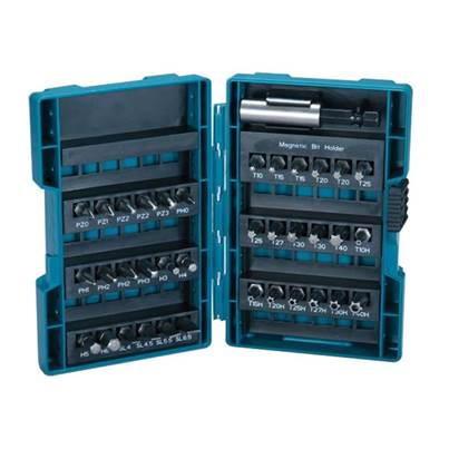 Makita B-28606-10 Screw Bit Set 37 Piece