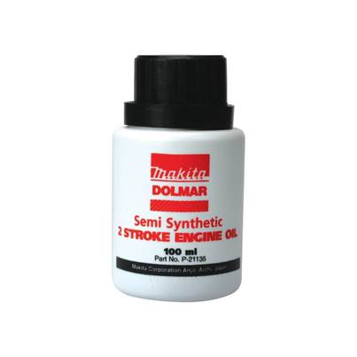Makita P-21135 2-Stroke Red Engine Oil 100ml