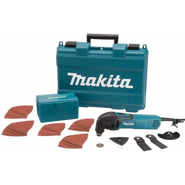Makita TM3000CX4 Multi-Tool 320W 110V