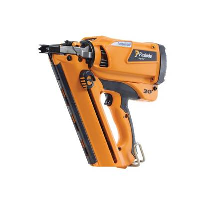 Paslode IM350+ Impulse 1st Fix Gas Framing Nailer 6V 1 x 1.25Ah Li-Ion Battery