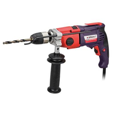 SPARKY BUR2 160EK 2 Speed Variable Keyless Impact Drill 720 Watt