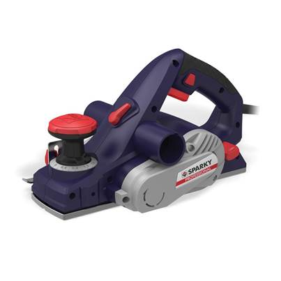 SPARKY P 282 82mm Planer with Blade Protector 720W 240V