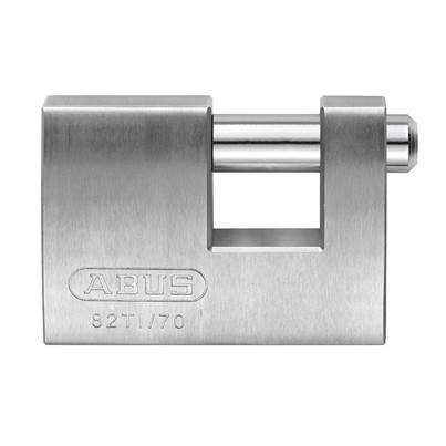 ABUS Mechanical 82TI Series TITALIUM™ Shutter Padlock