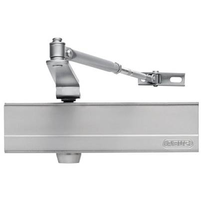 ABUS Mechanical AC7124 Overhead Door Closer Silver