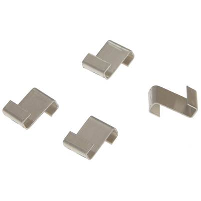ALM Manufacturing GH002 Z Lap Clips x 50