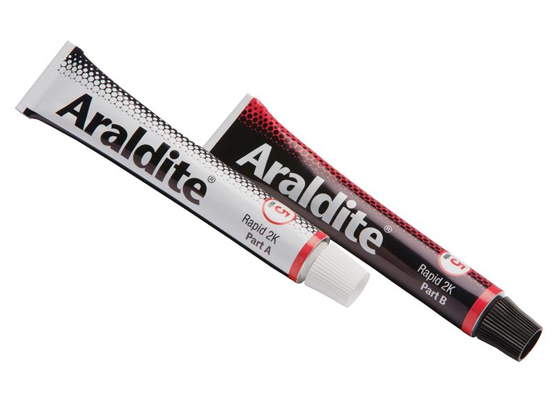 Araldite® Rapid Epoxy 2 x 15ml Tubes