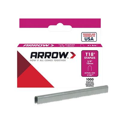 Arrow T18 Staples