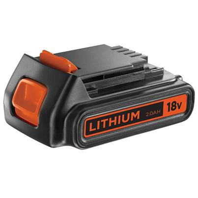 Black & Decker BL Li-ion Slide Battery Pack