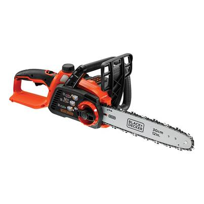 Black & Decker GKC3630L20 Cordless Chainsaw 30cm Bar 36V 1 x 2.0Ah Li-ion