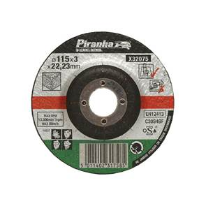 view Discs - Grinding & Cutting products