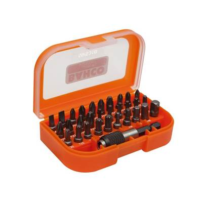 Bahco 59/S31 Bit Set, 31 Piece