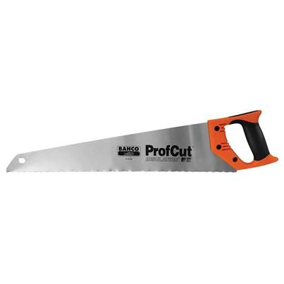 Bahco ProfCut Insulation Saw with New Waved Toothing 550mm (22in) 7 TPI