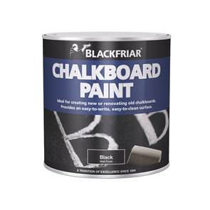 view Blackboard/Chalkboard Paints & Sprays products