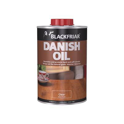 Blackfriar Clear Danish Oil