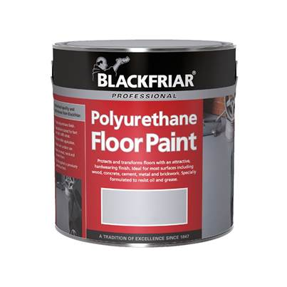 Blackfriar Professional Polyurethane Floor Paint