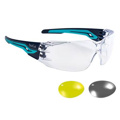 Bolle Safety SILEX Safety Glasses