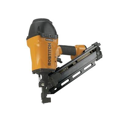 Bostitch F33 PTSM Pneumatic 33° Paper Tape Framing Nailer