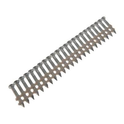 Bostitch MCN Anchor Stick Ring Galvanised Nails 4.00 x 38mm (Pack 2000)