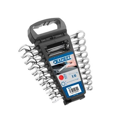 Expert Combination Wrench Set, 10 Piece