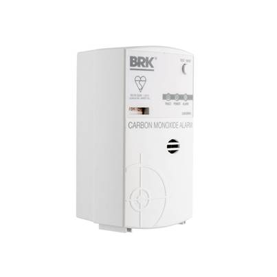 BRK® CO850MBXi Carbon Monoxide Alarm – Mains Powered with Battery Backup