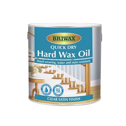 Briwax Quick Dry Hard Wax Oil