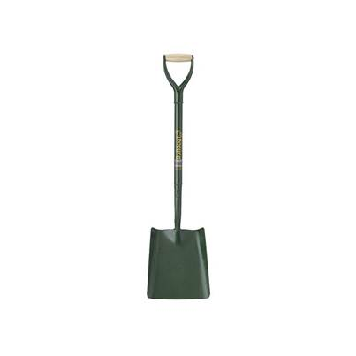 Bulldog All-Steel Square Shovel No.2 5SM2AM