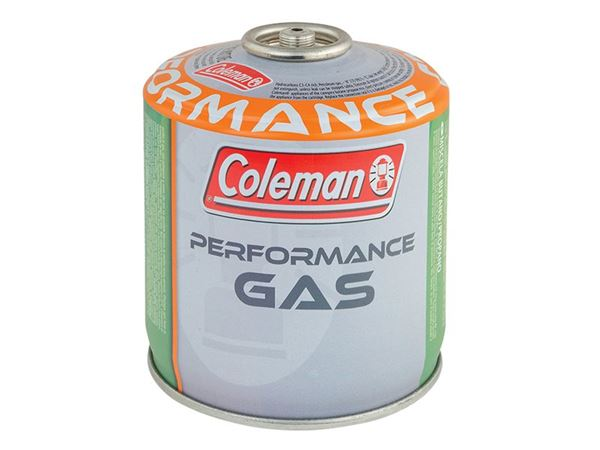 Coleman C300 Performance Butane/Propane Gas Cartridge 240g