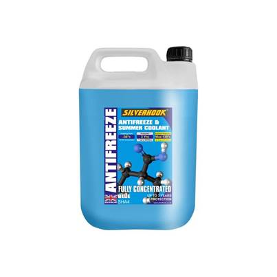 Silverhook Concentrated Blue Coolant & Antifreeze
