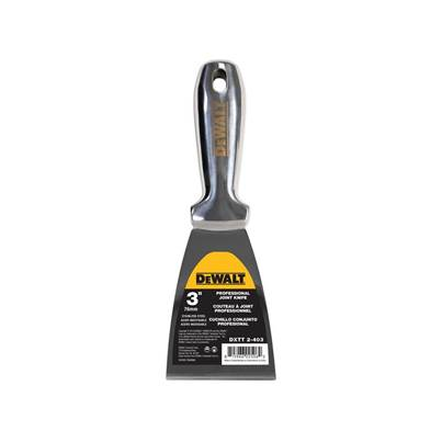 DeWALT Drywall Stainless Steel Jointing/Filling Knife