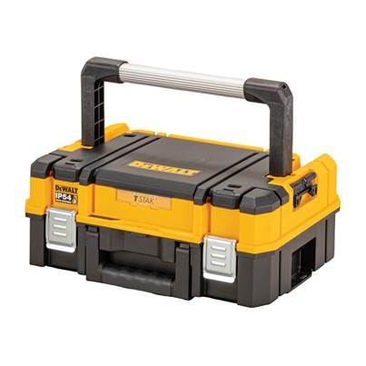 DeWALT TSTAK™ 2.0 Shallow Toolbox with Long Handle