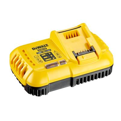 DEWALT DCB118 FlexVolt XR Multi-Voltage Fast Charger 18/54V Li-ion
