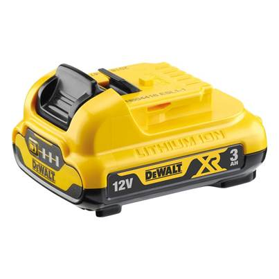 DEWALT XR Slide Battery Pack 12V