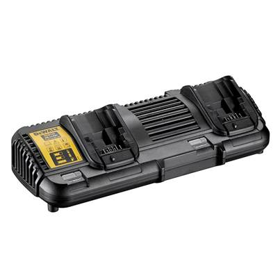 DEWALT DCB132 FlexVolt XR Dual Port Multi-Voltage Charger 10.8-54V Li-ion