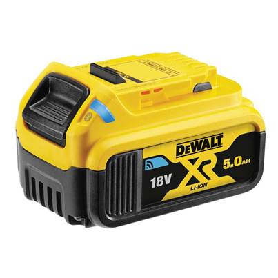 DEWALT DCB18 Bluetooth XR Slide Li-ion Battery Pack