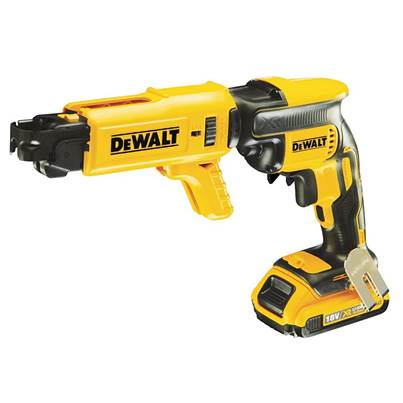 DeWALT DCF620D2K Brushless Collated Drywall Screwdriver 18V 2 x 2.0Ah Li-ion