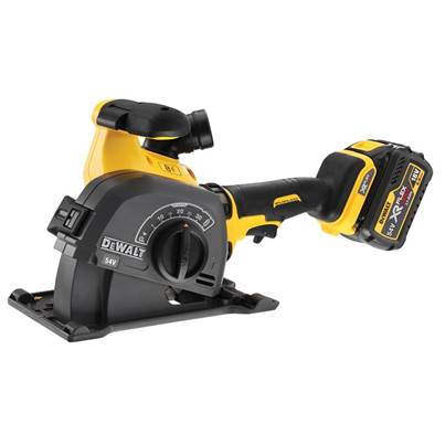 DeWALT DCG200 XR FlexVolt Wall Chaser, 125mm