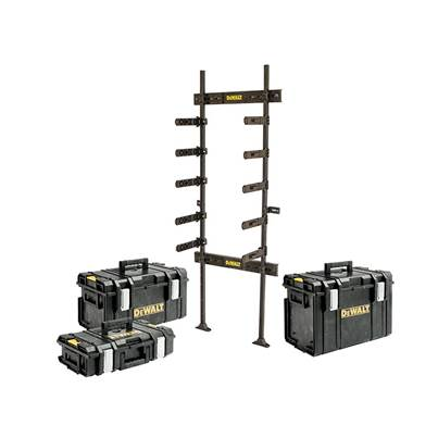 DeWALT TOUGHSYSTEM™ Workshop Racking Kit