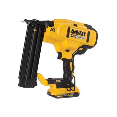 DEWALT DCN680 Brushless XR 18 Gauge Brad Nailer