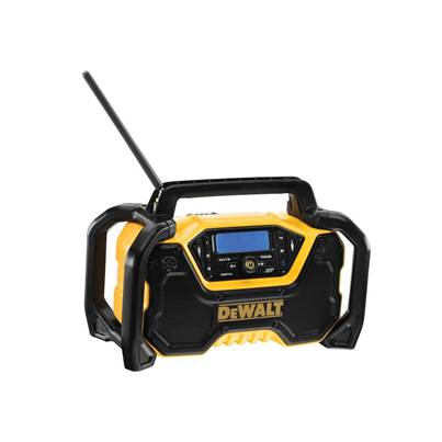 DeWALT DCR029 Compact Bluetooth® Radio 240V & Li-ion Bare Unit