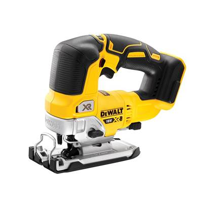 DEWALT DCS334N XR Brushless Top Handle Jigsaw 18V Bare Unit