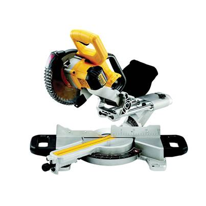 DEWALT DCS365 XR Cordless XPS Mitre Saw