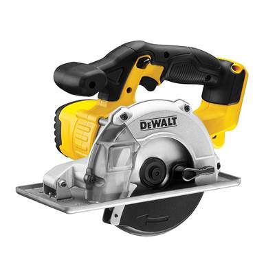 DeWALT DCS373N XR Metal Cutting Circular Saw 140mm 18V Bare Unit