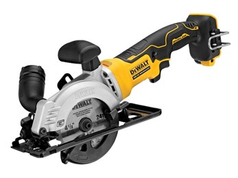 DeWALT DCS571N XR Brushless Compact Circular Saw 115mm 18V Bare Unit