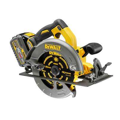 DeWALT DCS575 XR FlexVolt Circular Saw, 190mm