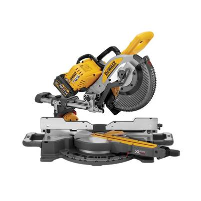 DEWALT DCS727 XR FlexVolt Brushless Slide Mitre Saw