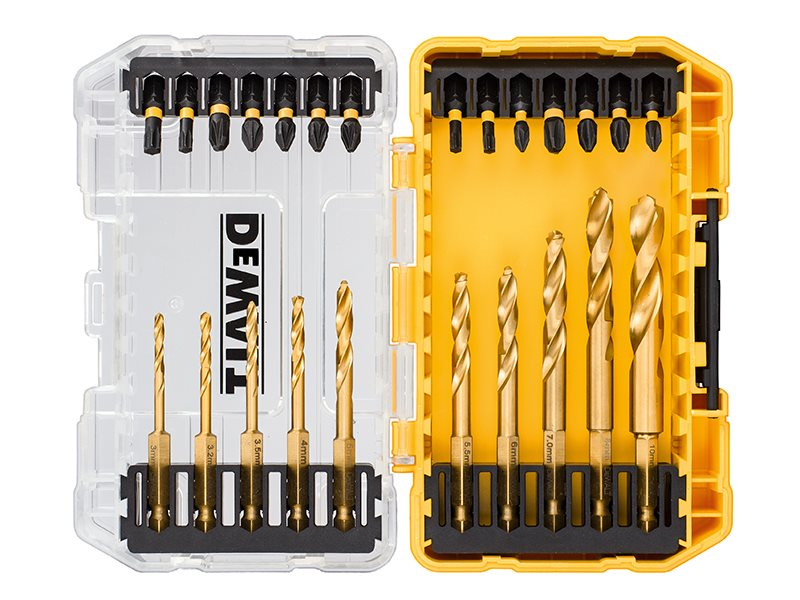 DeWALT DT70748T FLEXTORQ™ Drill Drive Set, 24 Piece