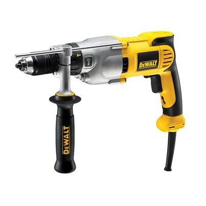 DeWALT DWD524KS 2-Speed Percussion Drill 1100W 110V