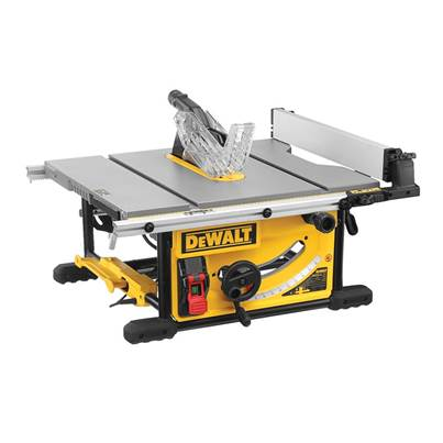 DEWALT DWE7492 250mm Portable Table Saw