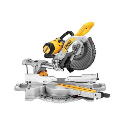 DEWALT DWS727 XPS Double Bevel Slide Mitre Saw
