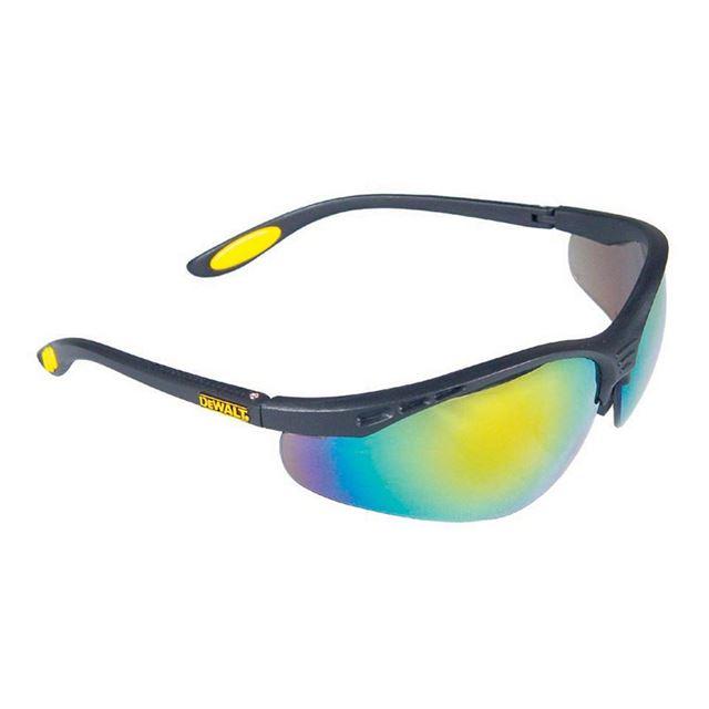 DeWALT Reinforcer™ Safety Glasses - Fire Mirror